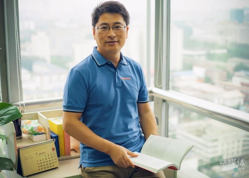 优点科技创始人刘江峰