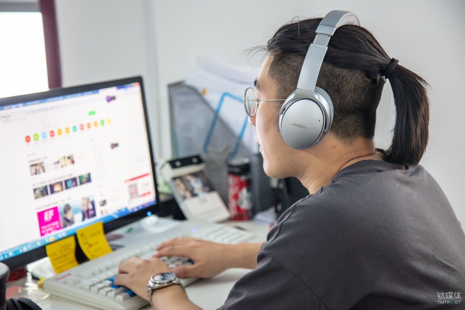 BOSE QC 35ii-办公室专心工作的利器