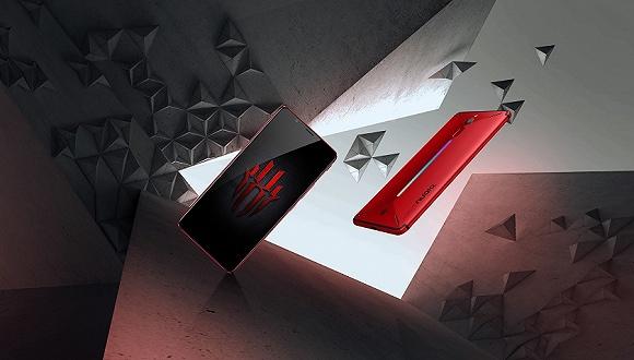 努比亚游戏手机