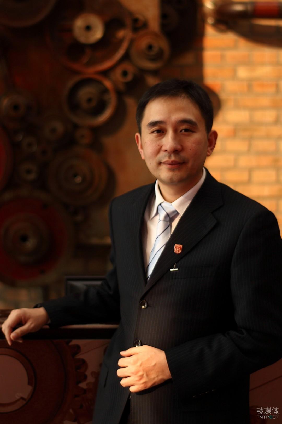 朝阳规划艺术馆馆长 杨军