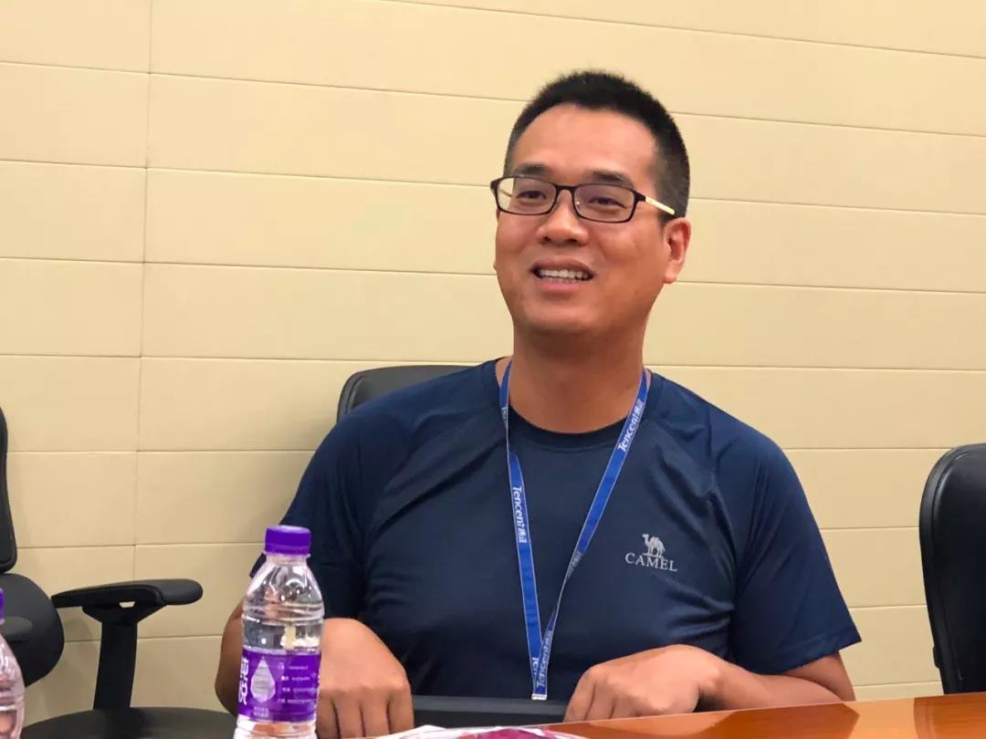 腾讯电脑管家高级安全专家  李铁军