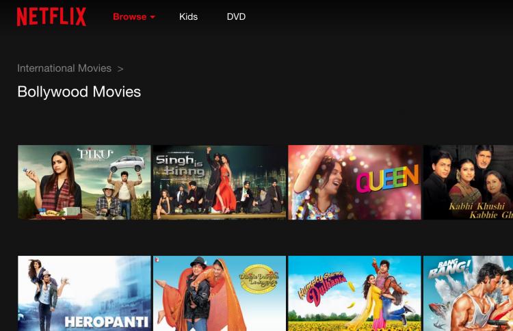 Netflix也极力贴近主流用户,拿下了诸如去年的印度票房冠军《巴霍巴利王(下):终结》这样主流的、高评分的电影,还策划打造了喜剧明星Vir Das和Aditi Mittal的stand-up脱口秀节目。未来,Netflix的菜单上还有一部原创儿童系列动画,以及一部关于孟买印第安人板球队的纪录片。