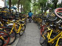 共享单车独立发展太难,融入本地生活服务体系才能生存