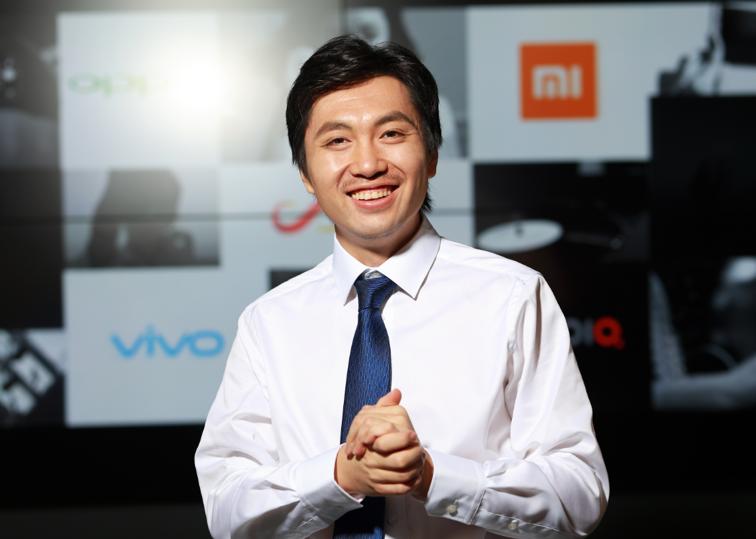 商汤科技联合创始人、副总裁杨帆