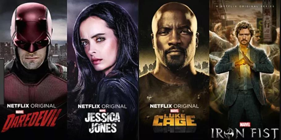 这套Netflix的原创漫威剧前途Real尴尬了...