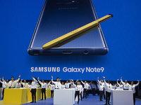 中国手机厂商环伺,三星靠Note9新机和智能家居能翻身么