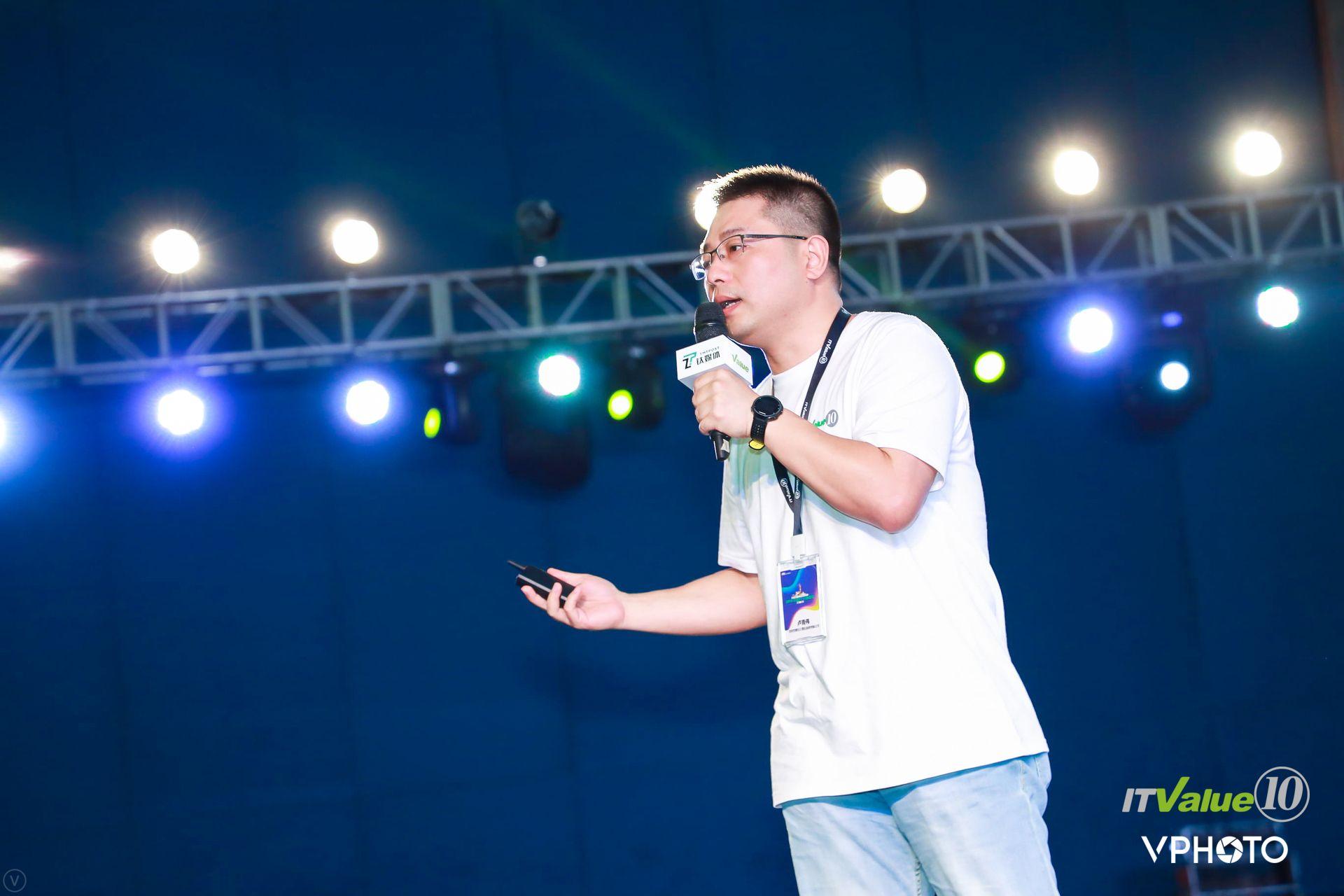 腾讯微信事业群企业微信产品部总经理卢青伟
