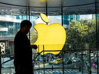 万亿市值未被低估,苹果面临股价下跌的可能性更大