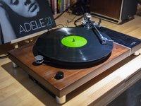 音乐要HiFi也要仪式感,Jasmine发布专业级黑胶唱机MORE系列