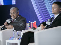 马云与大马总理谈新一代中国企业家:不仅仅要会赚钱,还要有理想担当 | CEO说