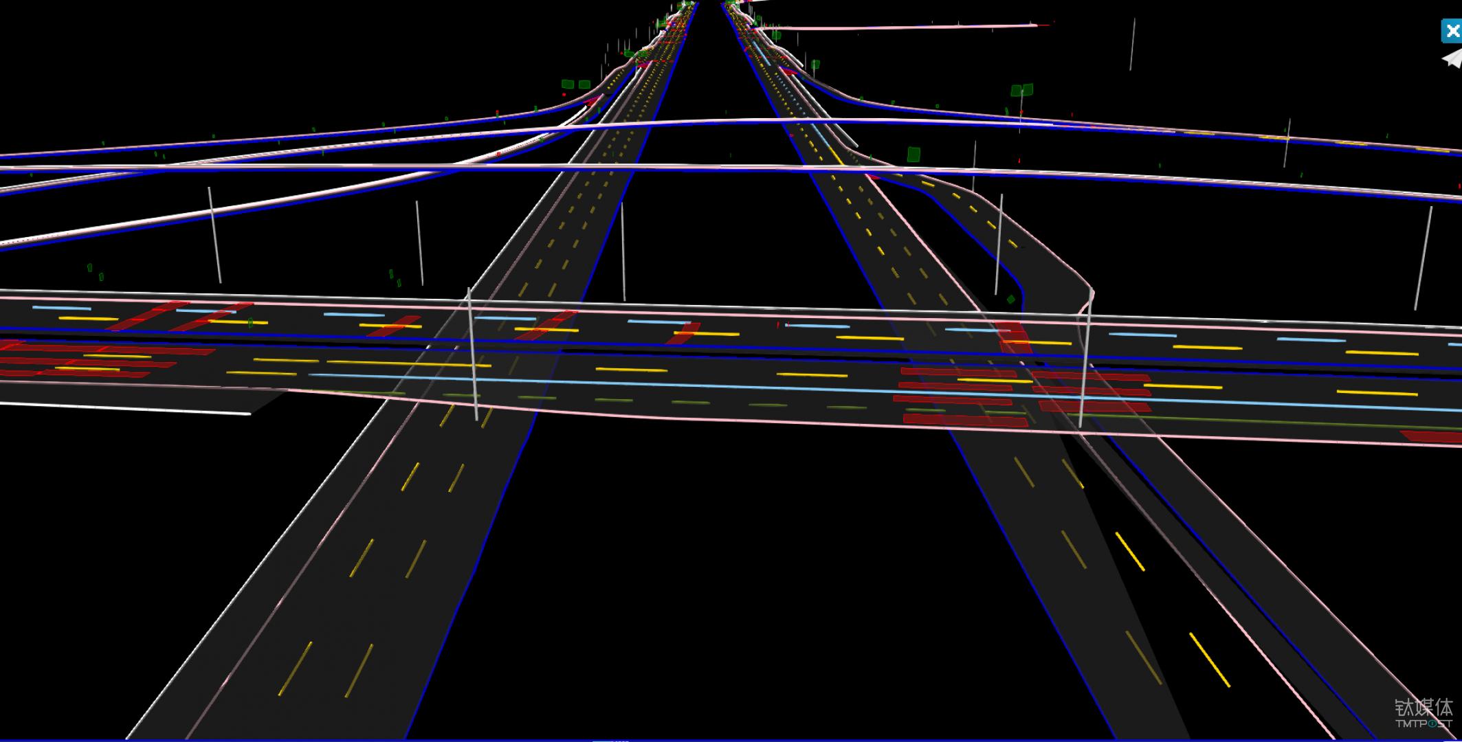 高精度地圖是無人駕駛的基礎