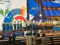 【钛晨报】2018亚运会电竞表演赛落幕,中国四场全胜夺得金牌