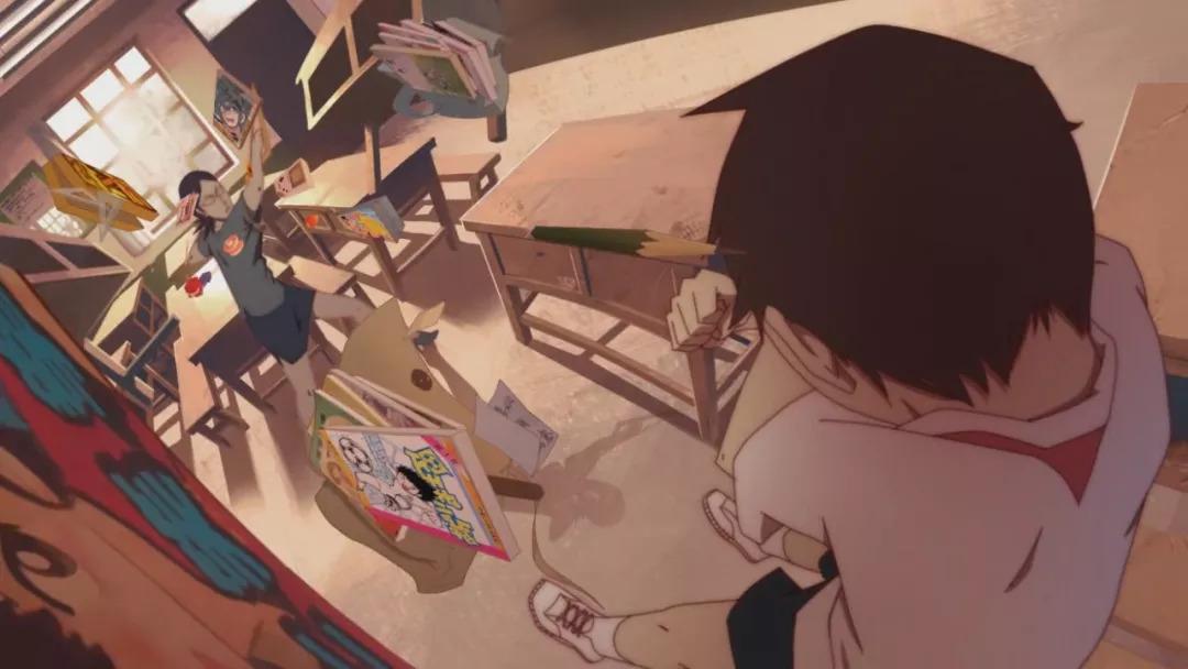 《魔道祖师》《全职高手》背后的重庆视美动画底蕴深厚,第一部tv动画