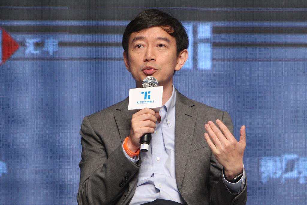 光速中国基金创始合伙人宓群,图片来源于视觉中国