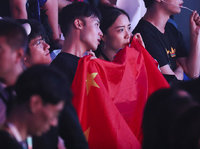 中韩之战,足球的悲电竞不背