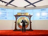 美团点评在港挂牌上市,开盘价72.9港元涨5.65% ,市值超京东 | 钛快讯