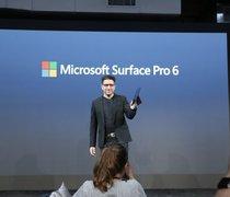 不止Surface Pro,微軟還發布了最快的電腦和首款耳機