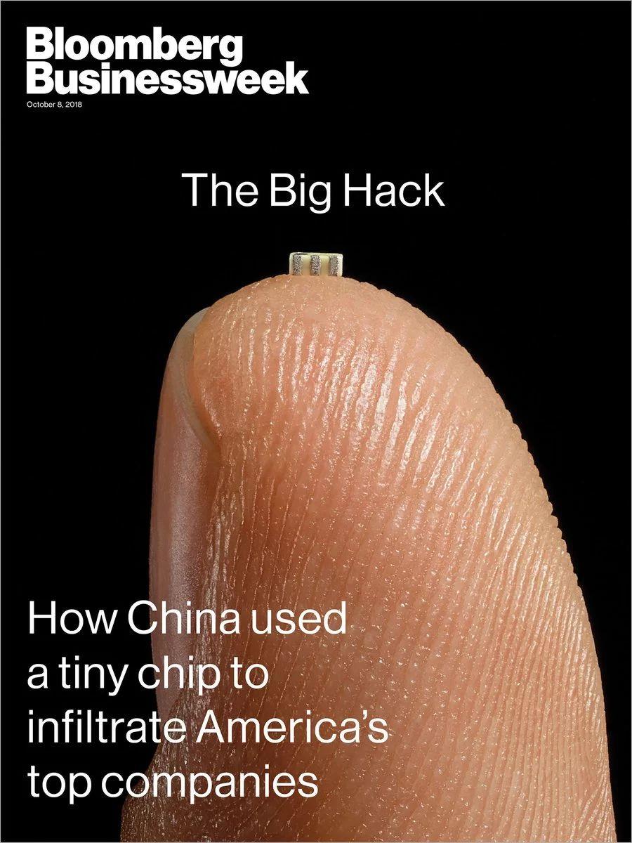"""国产""""间谍芯片""""入侵苹果、亚马逊?各方均否认,淘宝只卖一块五"""