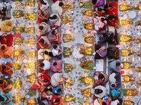 """印度外卖市场的""""中国内战"""""""