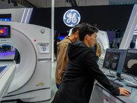 """探访GE医疗天津工厂,医疗器械巨头如何实施""""中国本土化""""落地?"""