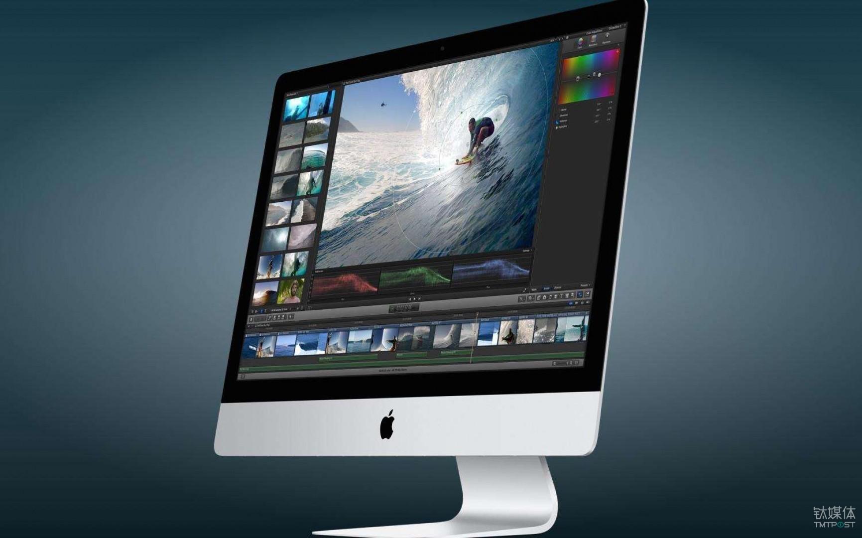 新款iMac
