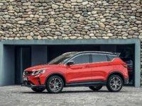 吉利缤越7.88万上市,要用智能网联刷新A级SUV配置   钛快讯