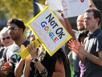 """包庇""""安卓之父""""性骚扰引发众怒,谷歌员工全球大罢工"""
