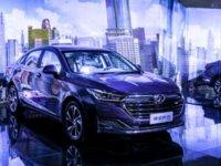 与百度等人工智能合作,北京汽车发布绅宝智道开启2.0AI时代 | 钛快讯