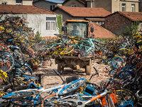 共享单车第一镇的衰落,留下什么反思?