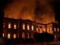 """90%藏品惨遭焚毁,巴西国家博物馆联手腾讯寻求""""数字重生"""""""