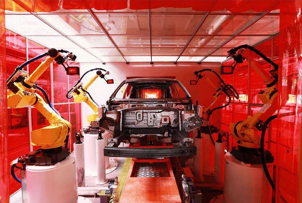 在线测量系统的职能相当于一个全自动化的质检部门,负责检查、测量白车身的尺寸,实现对白车身100%的在线测量,加大测量样本量,实时监控车身工艺尺寸波动,为提高制造过程能力控制及生产工艺改进提供了数据支持