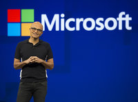 纳德拉如何使微软重返巅峰?