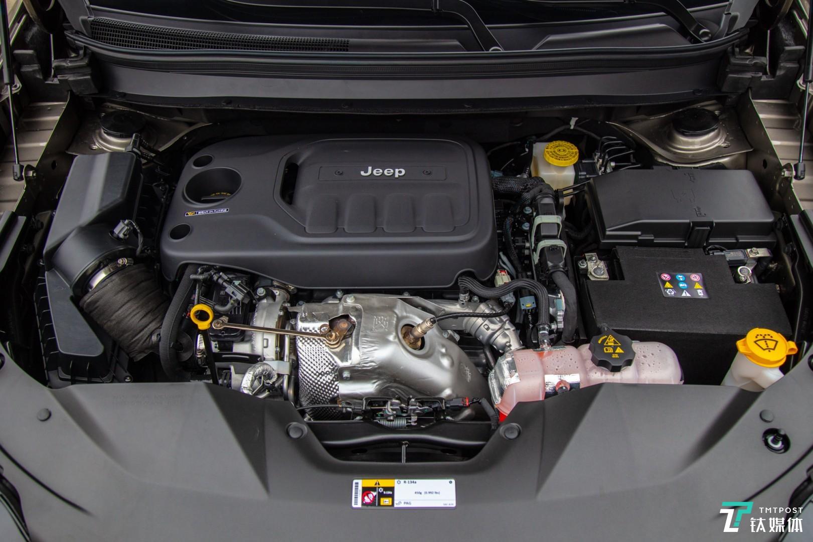 GME-T4 2.0T 发动机