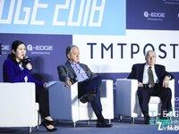 金融巨鳄眼里中国经济腾飞的原因:制度占据了极大优势 | 2018 T-EDGE