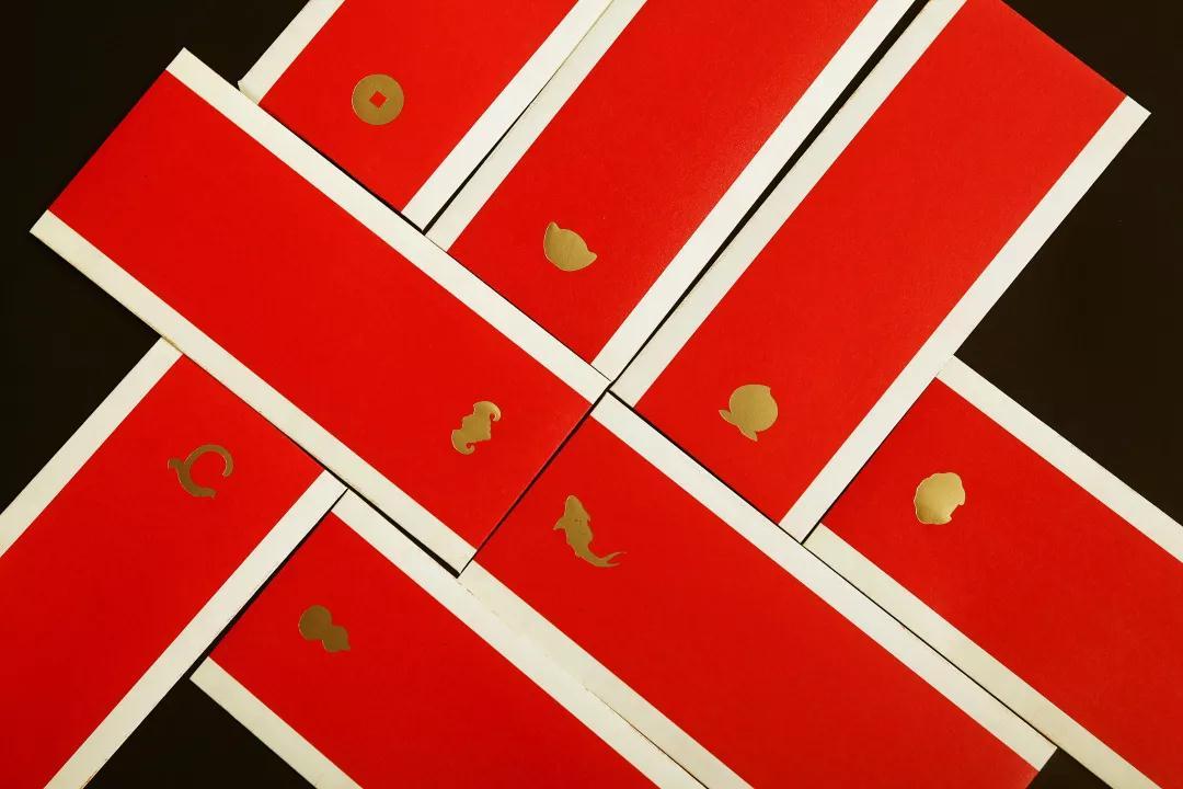 春联,福字,红包,纸镇,你能想到的,想不到的,诸事大吉礼盒里都有,猪年图片