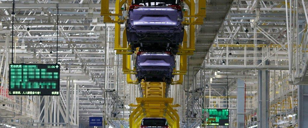 """揭秘上汽大通C2B智能定制工厂""""黑匣子"""",一辆定制化的汽车是怎样炼成的?"""