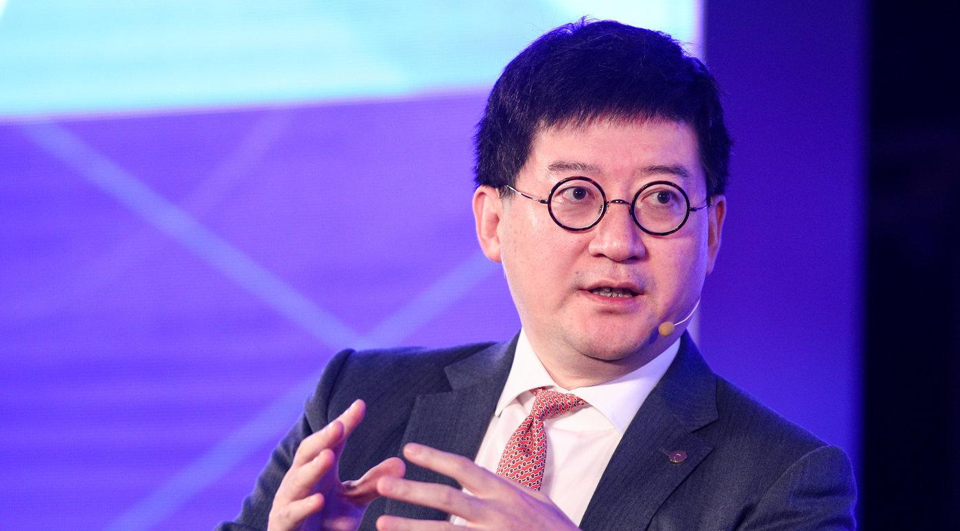 银泰商业集团CEO陈晓东