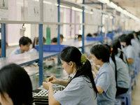 流水线工厂的小镇青年:在家乡生活更快乐