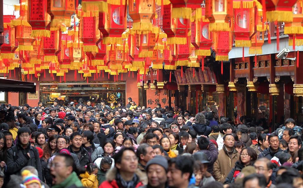 【钛晨报】2019年中国春节消费超万亿元,较去年增长8.5%