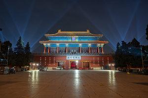 【图集】故宫94年来首次晚间开放!上元之夜,去紫禁城赏灯