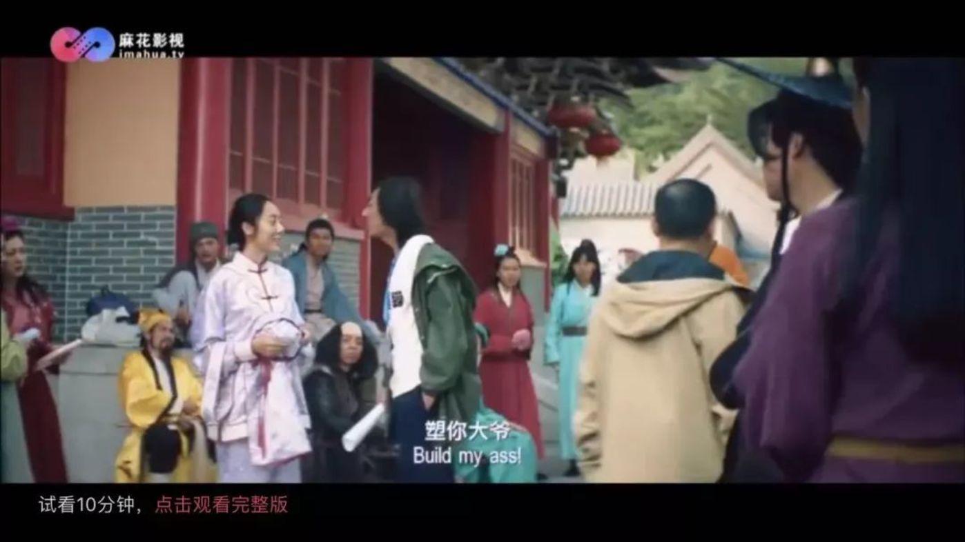 盗版吞噬春节档