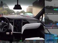 特斯拉全自动驾驶硬件发布,马斯克明年推RoboTaxi