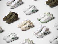 """飞跃,从""""改良""""开始的小白鞋时尚"""