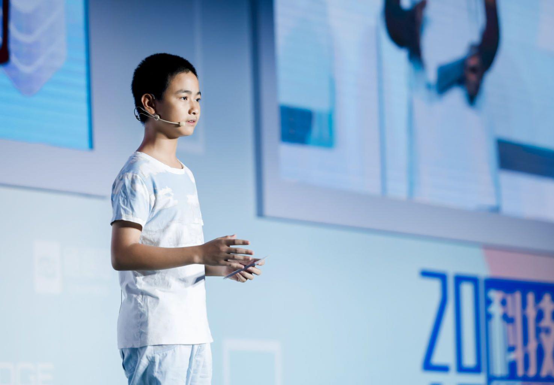 "【2019T-EDGE】 13岁""码农""吐槽儿童AI教育:把自动门说成人工智能"