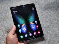 这可能是2019年最拉风的手机,三星Galaxy Fold折叠屏手机体验