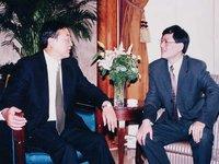 柳传志卸任,杨元庆发表感想:柳总于我,良师诤友 | CEO 说