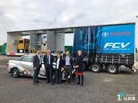 丰田提倡的氢电共存,或许是汽车能源的终极形态