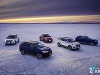 长安CS系列冰雪试驾报告,极寒条件下中国SUV表现如何
