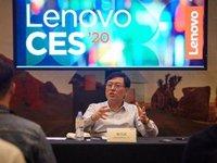 杨元庆:联想手机不会因常程离职就改变,有信心打好翻身仗 | CES 2020