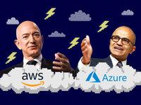 微软单挑亚马逊,世界首富贝索斯还能守住云计算王位吗?